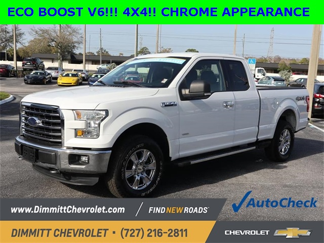 2015 Ford F-150 XL w/HD Payload Pkg