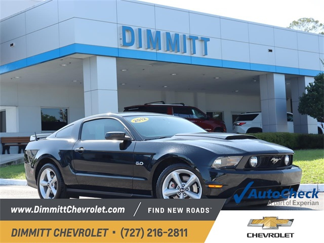 2012 Ford Mustang GT photo