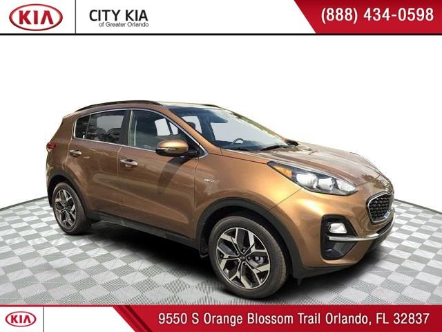2021 Kia Sportage  photo