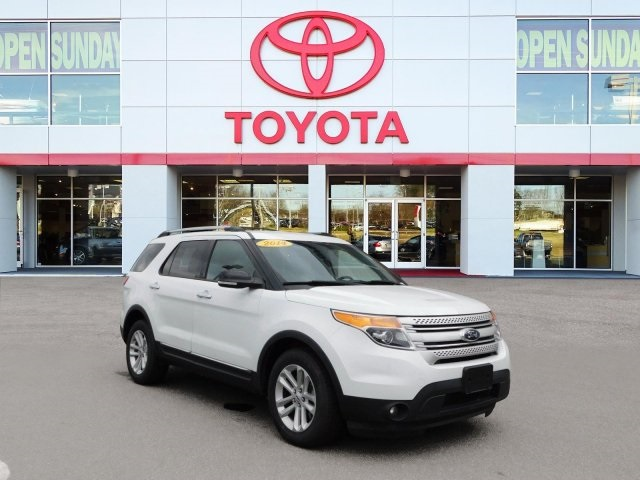 Pre Owned Ford Explorer Under $500 Down