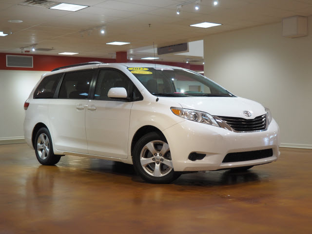 Pre Owned Toyota Sienna Under $500 Down