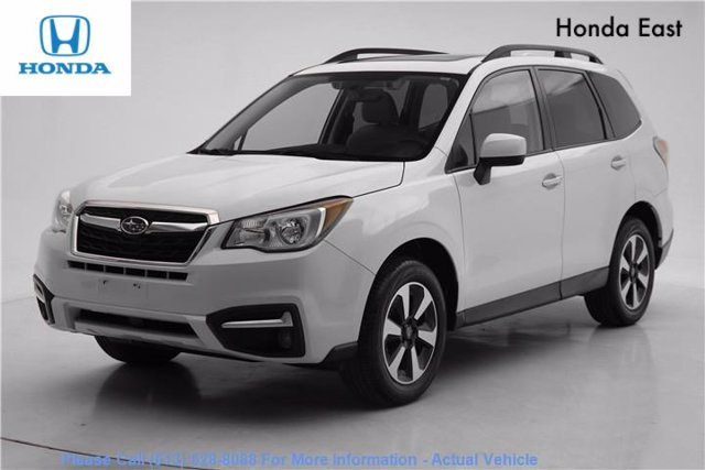 2018 Subaru Forester 2.5i Premium photo