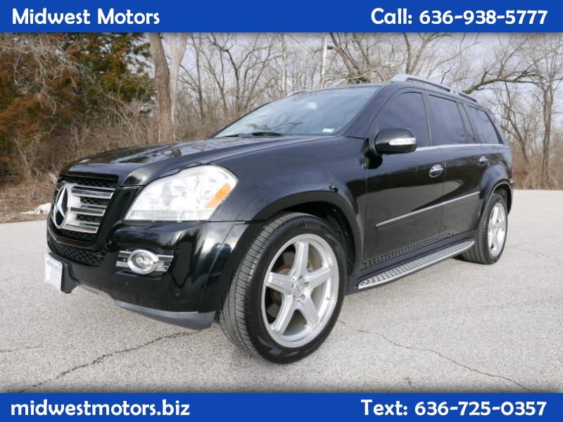 2008 Mercedes-Benz GL