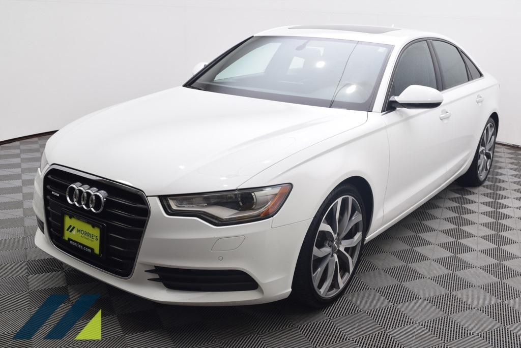 2015 Audi A6 2.0T quattro Premium Plus photo
