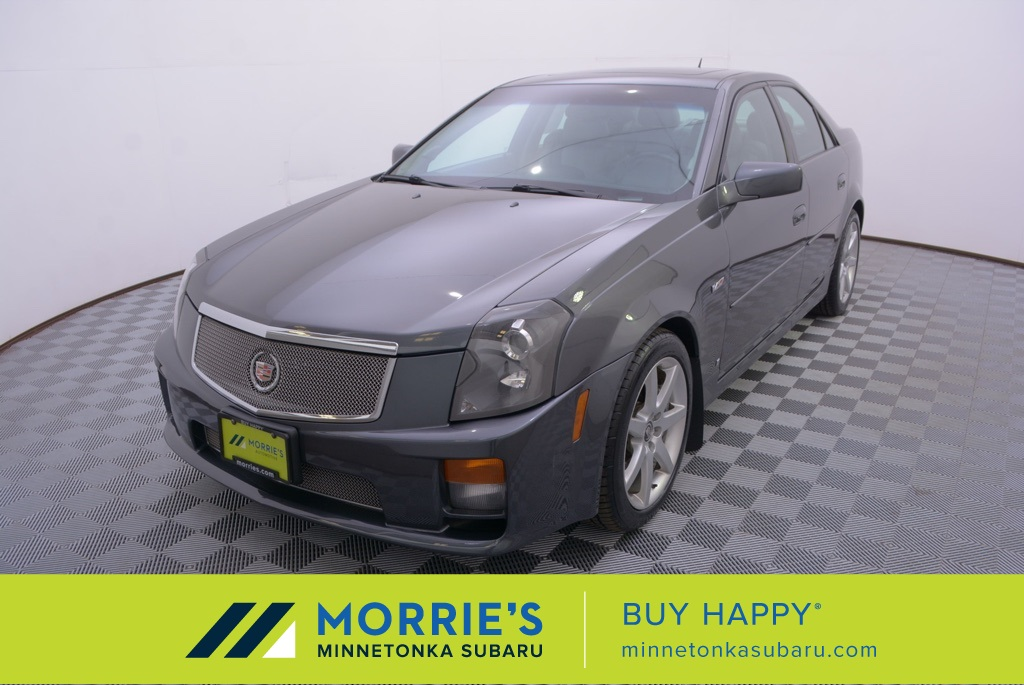 Cadillac CTS-V Under 500 Dollars Down