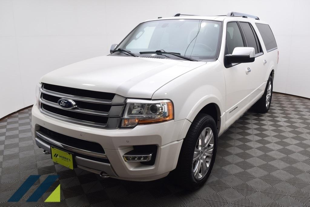 2017 Ford Expedition EL Platinum photo