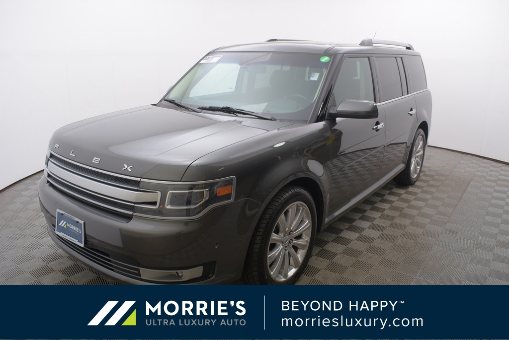 Ford Flex Under 500 Dollars Down