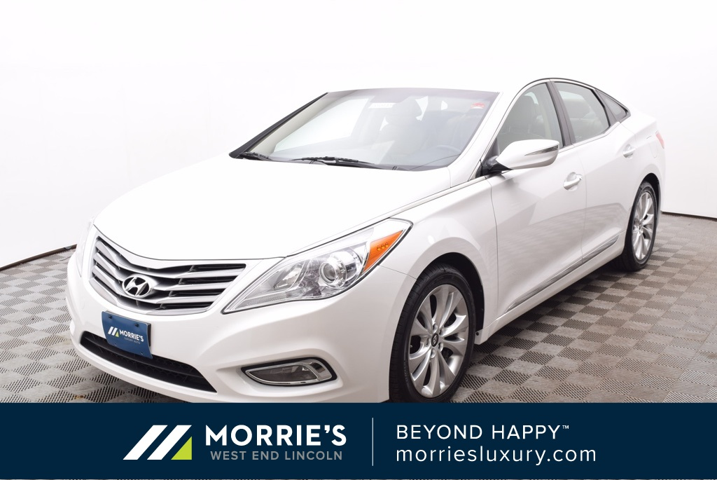 2013 Hyundai Azera photo