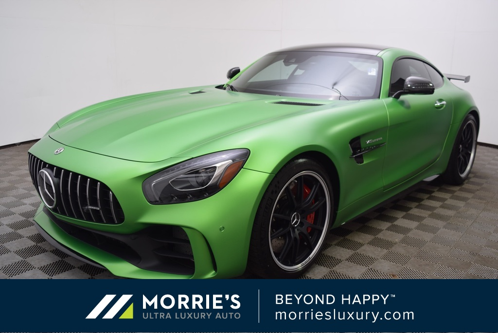 2018 Mercedes-Benz AMG GT AMG GT R photo