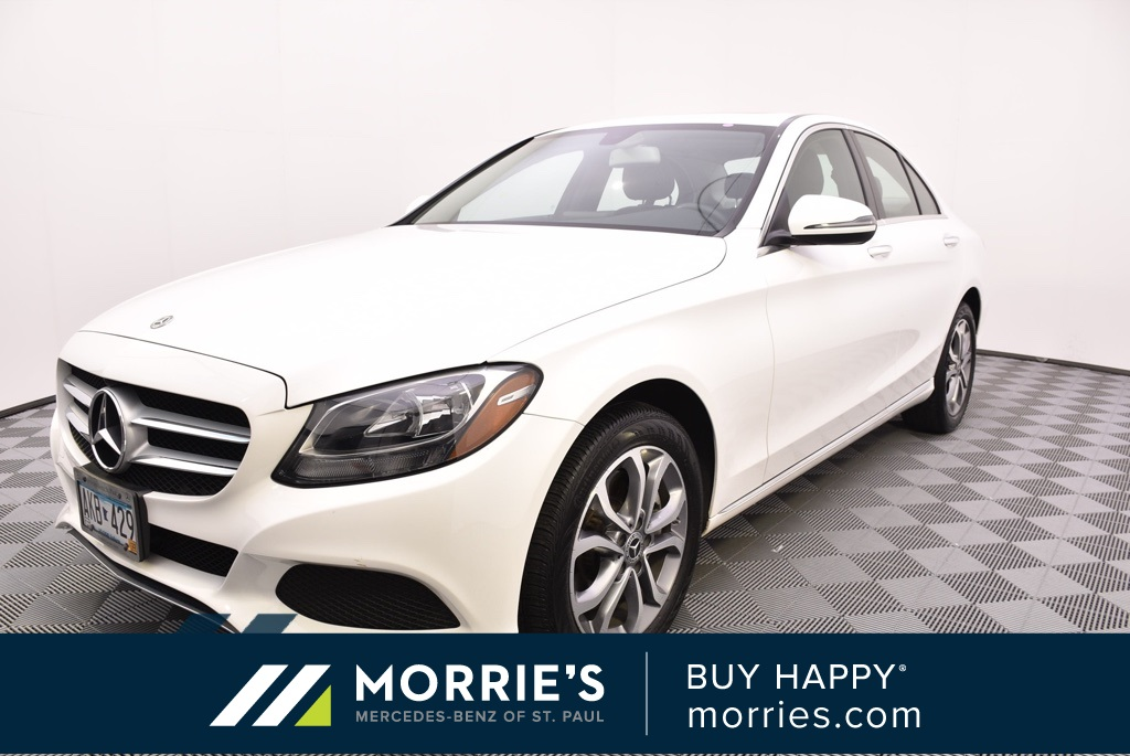 Used mercedes benz c for sale in excelsior mn u s news for Used mercedes benz mn