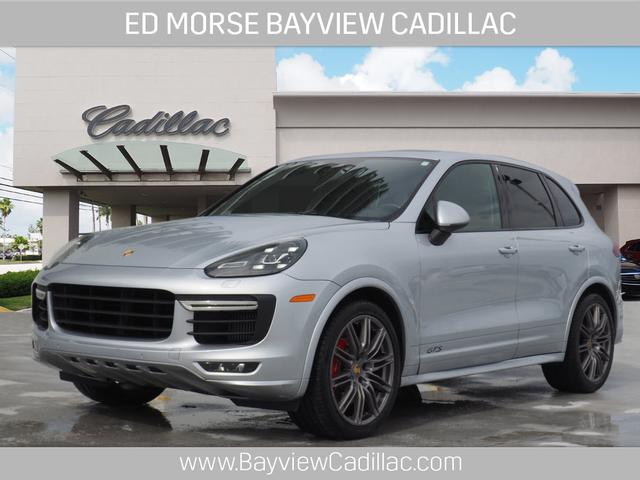 2016 Porsche Cayenne