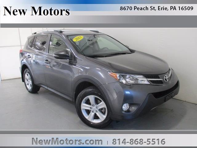 New And Used Toyota Rav4s For Sale In Erie Pennsylvania