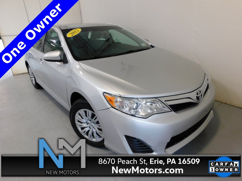 New Motors Subaru Erie Pa >> Check Out This 2012 Toyota Camry L Should I Get It