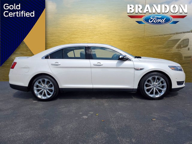 2018 Ford Taurus Limited photo