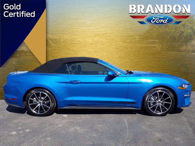 2020 Ford Mustang EcoBoost Premium photo