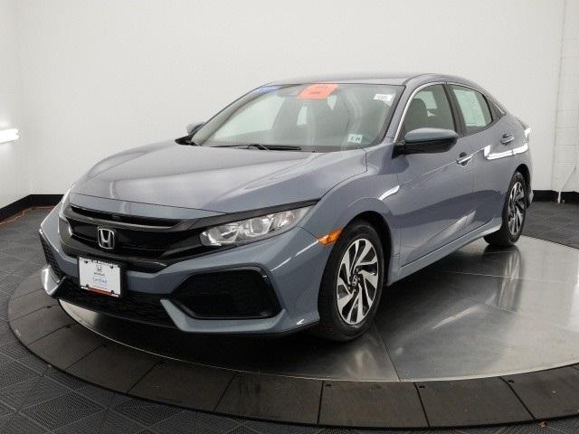 2019 Honda CIVIC HATCHBACK  photo