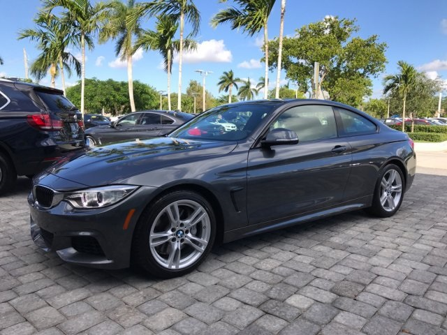 Fort Lauderdale, FL - 2015 BMW 4 Series
