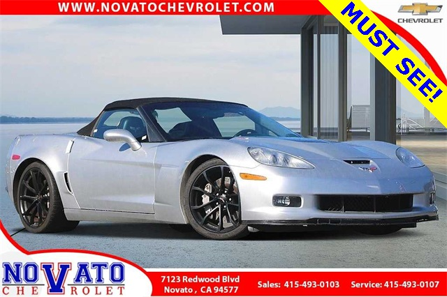 2013 Chevrolet Corvette 427 Collector Edition photo