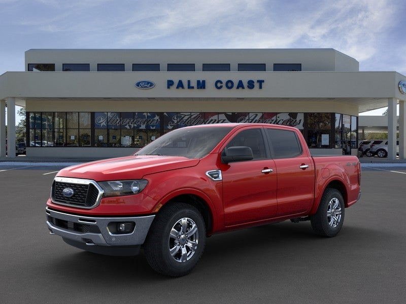 2021 Ford Ranger XL photo