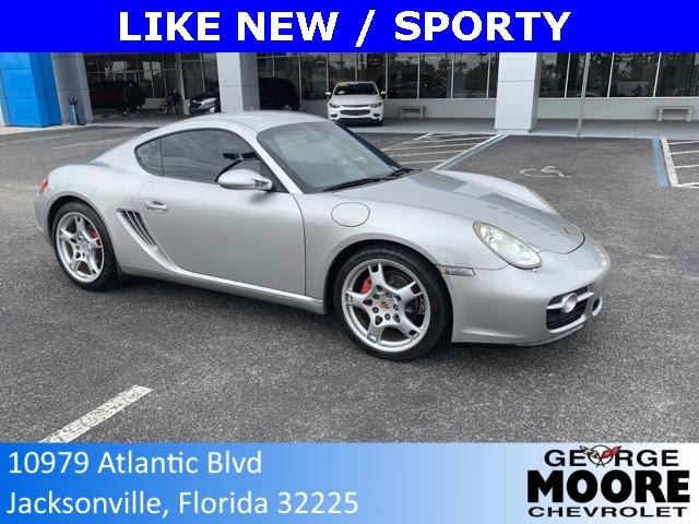 2007 Porsche Cayman S photo