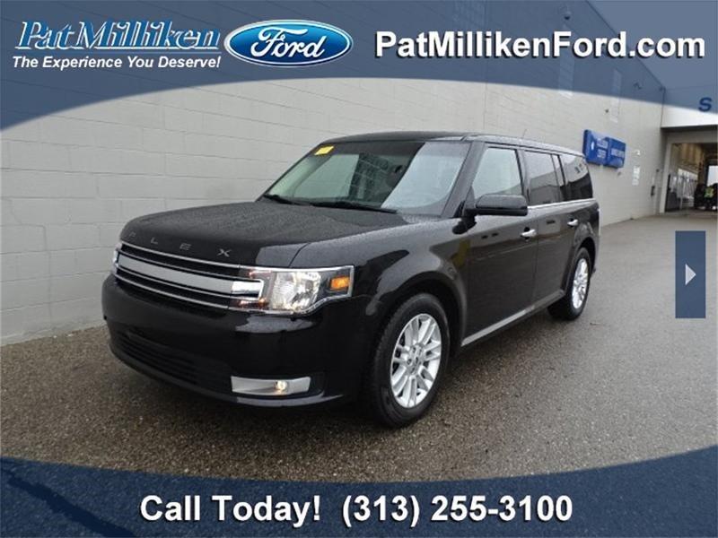 Ford Flex Under 500 Dollars Down
