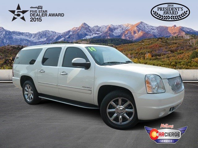 Littleton, CO - 2014 GMC Yukon XL