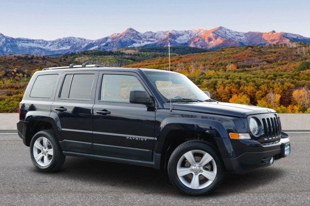2011 Jeep Patriot Latitude X