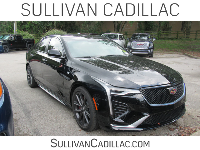 2021 Cadillac CT4  photo