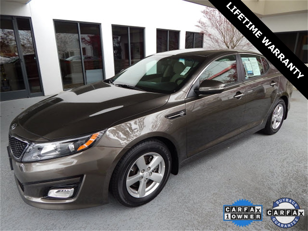 Pre Owned Kia Optima Under $500 Down