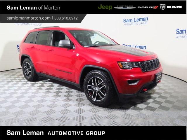 Sam Leman Morton Illinois >> New and Used Jeep Grand Cherokees for sale in Morton ...