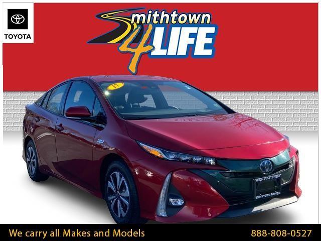 Toyota Prius Prime Under 500 Dollars Down
