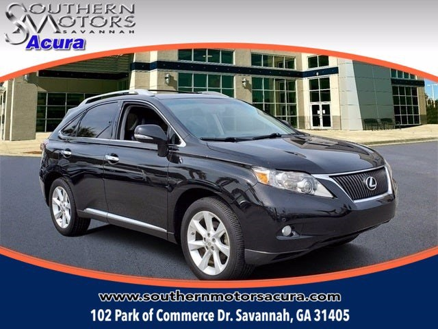Lexus RX 350 Under 500 Dollars Down