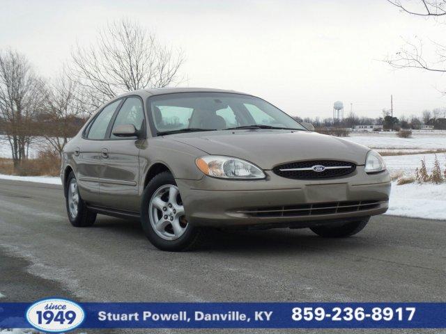 2002 Ford Taurus SES photo