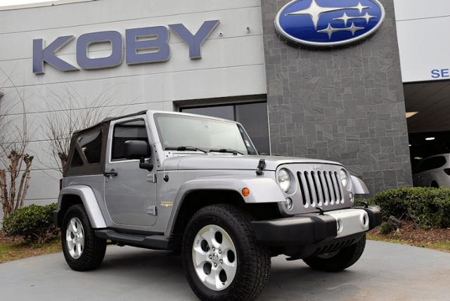 2014 Jeep Wrangler Sahara photo