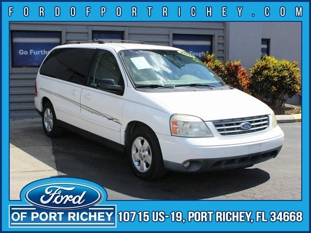 2004 Ford Freestar Wagon