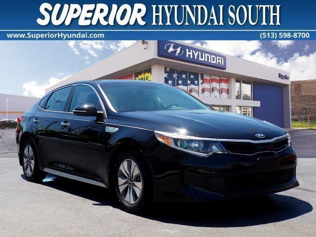 Kia Optima Hybrid Under 500 Dollars Down