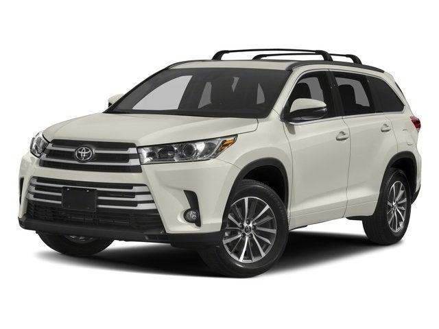 2017 Toyota Highlander