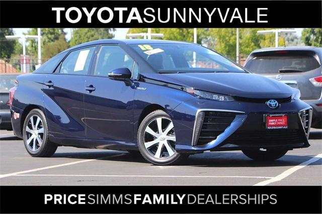 Toyota Mirai Under 500 Dollars Down