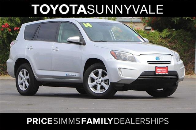 Toyota RAV4 EV Under 500 Dollars Down