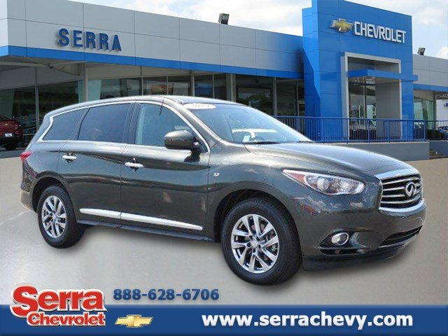 Pre Owned INFINITI QX60 Under $500 Down