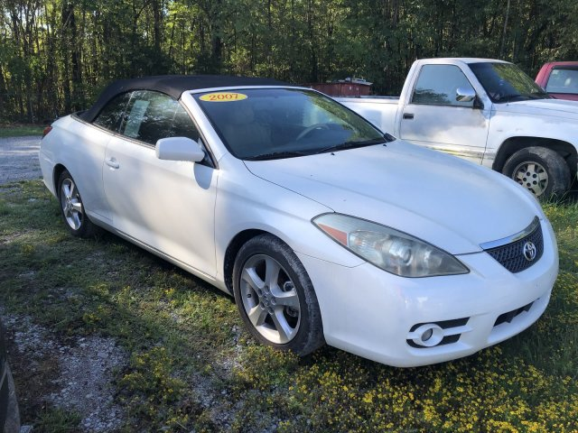 Toyota Camry Solara Under 500 Dollars Down