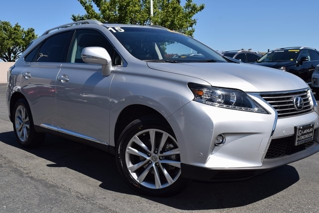 Lexus Rx Review Ratings Specs Prices And Photos The
