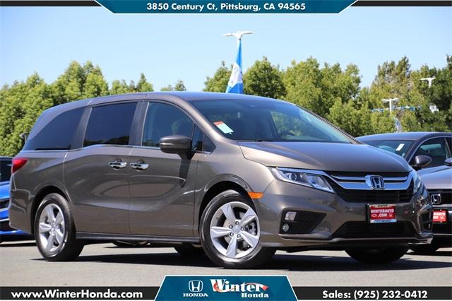 2020 Honda Odyssey EX photo