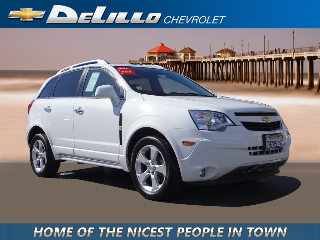 2014 Chevrolet Captiva Sport LT photo