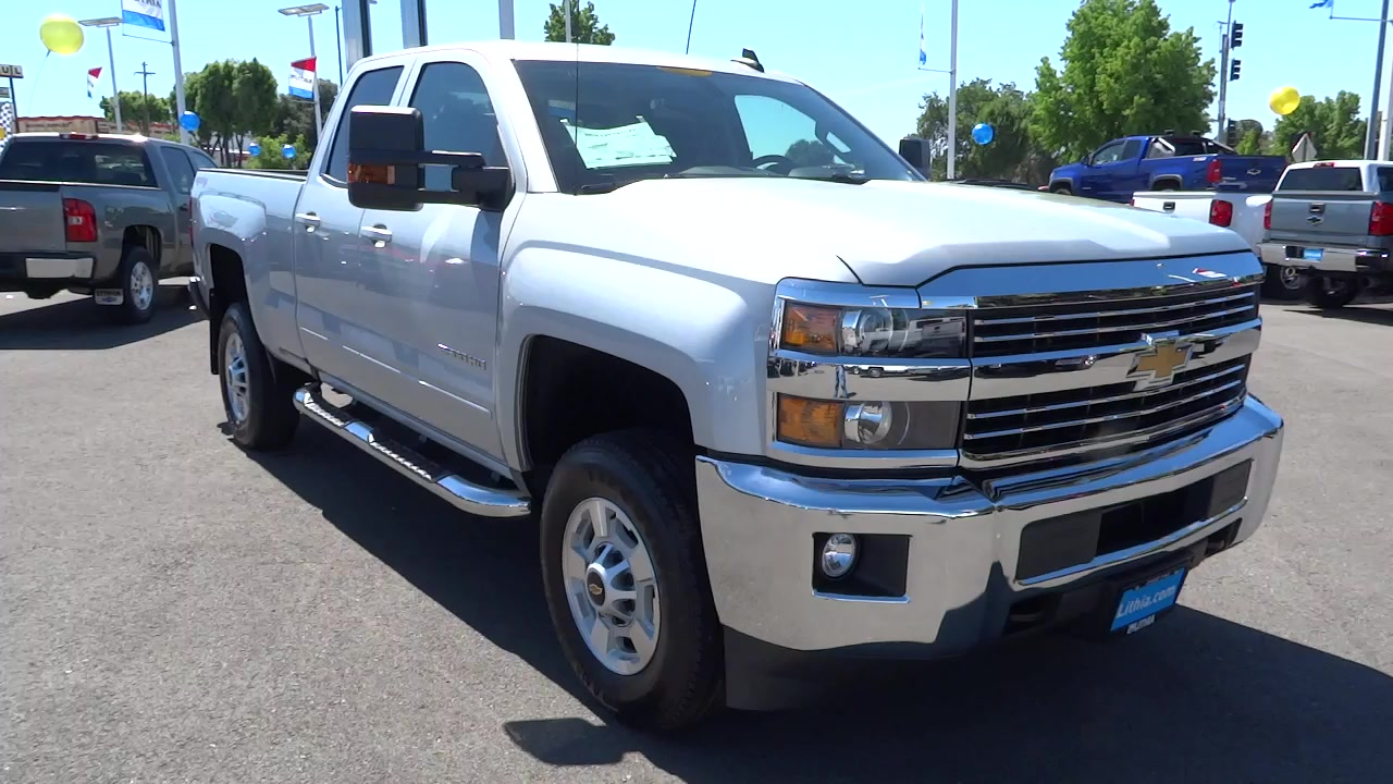 New And Used Chevrolet Silverado 2500hds For Sale In