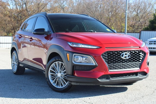 Hyundai Kona Under 500 Dollars Down