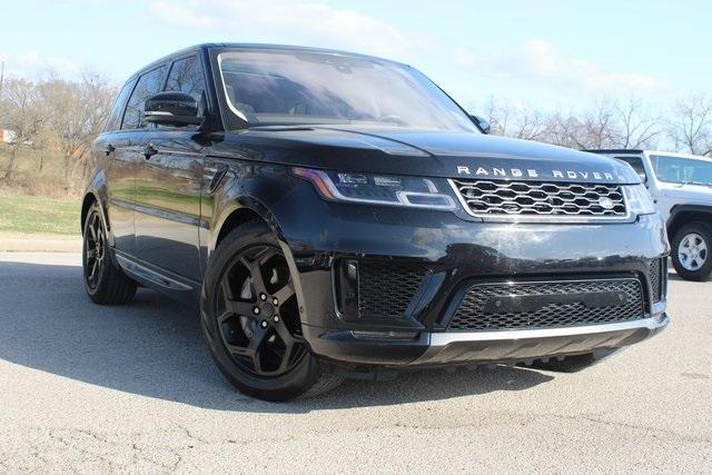 2020 Land Rover Range Rover Sport HSE photo