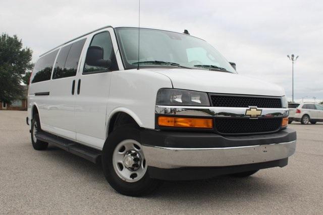 Chevrolet Express Passenger Under 500 Dollars Down