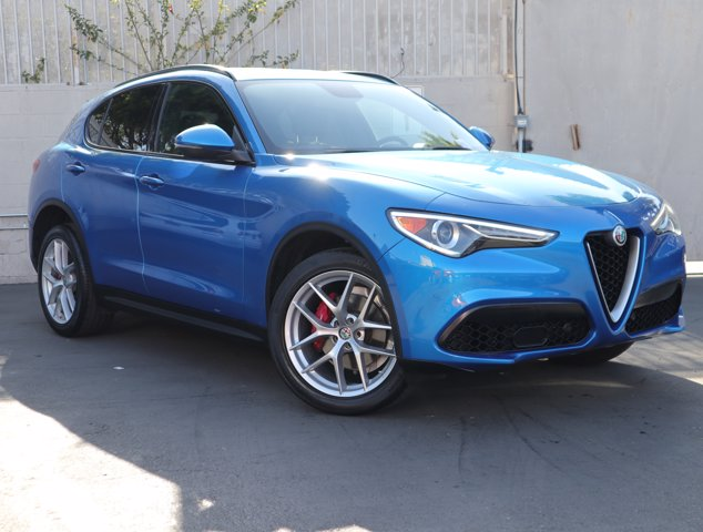 2018 Alfa Romeo Stelvio