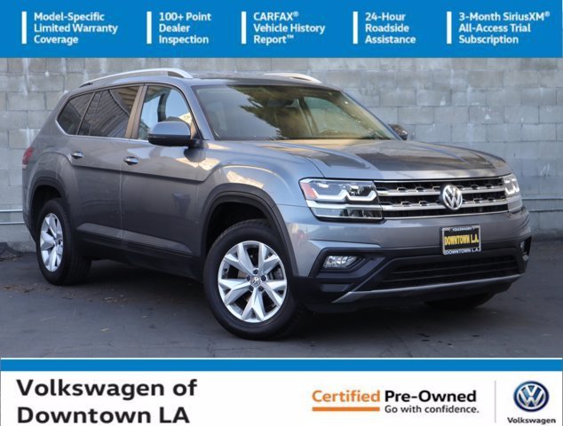 Volkswagen Atlas Under 500 Dollars Down